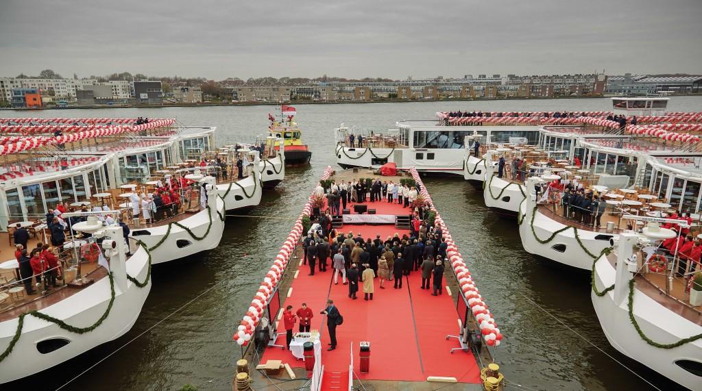 VIKING AMSTERDAM LAUNCH-249
