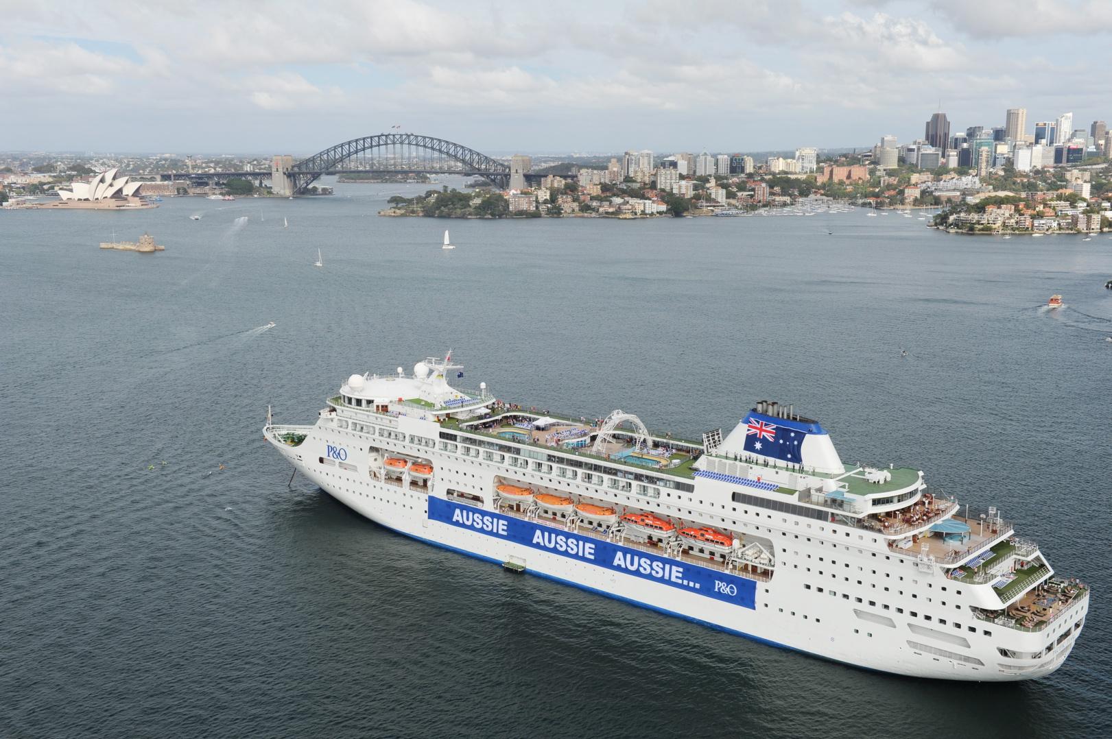 Australia S Aussiest Cruises Cruise Weekly