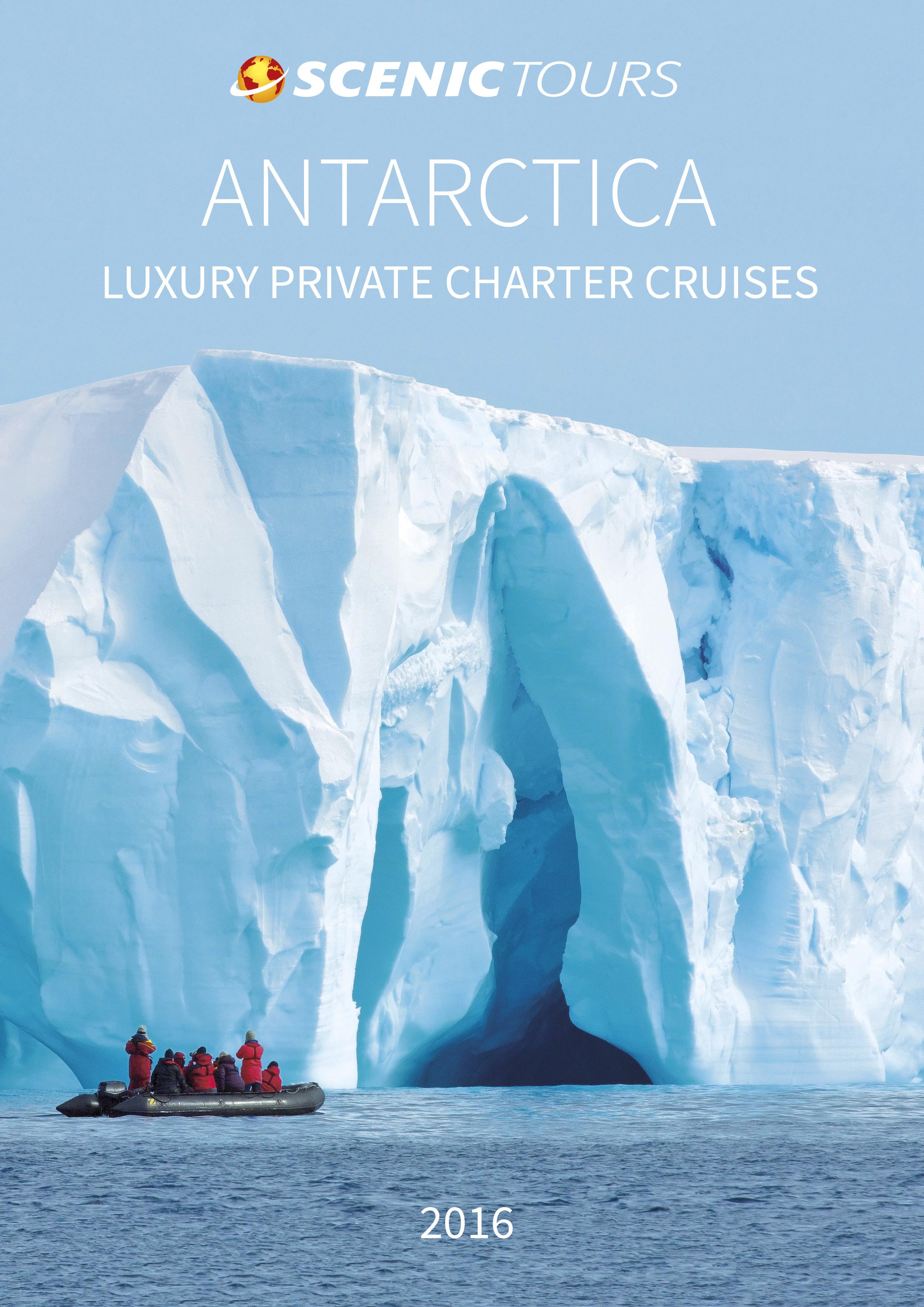 Scenic Tours Launch Antarctica Program 2016  Cruise Weekly
