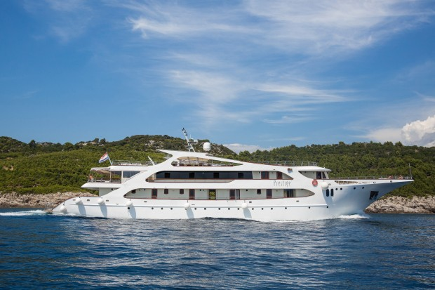 New Small Ship Cruises In Croatia  Cruise Weekly