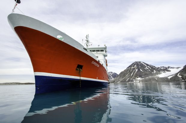 G Expedition - new itineraries in Norway